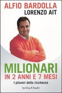 Milionari in 2 anni e 7 mesi