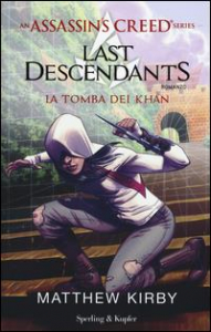 [2]: Last descendants. La tomba dei Khan