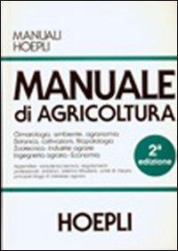 Manuale di agricoltura