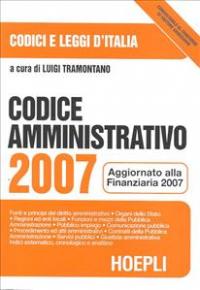Codice amministrativo 2007