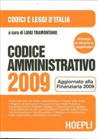 Codice amministrativo 2009