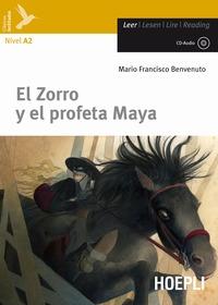 El Zorro y el profeta Maya