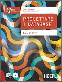 Progettare i database