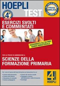 Scienze della formazione primaria
