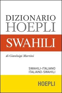 Dizionario Hoepli swahili