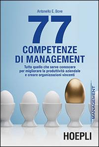 77 competenze di management
