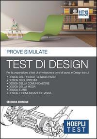 Test di design