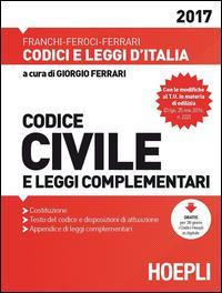 Codice civile 2017