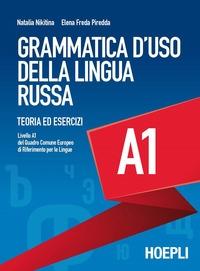 Grammatica d'uso della lingua russa
