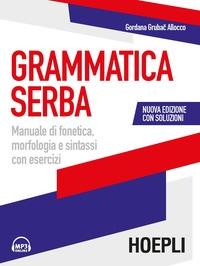 Grammatica serba