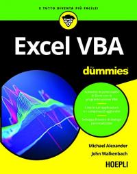 Programmare in Excel con VBA