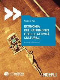 Economia del patrimonio e delle attività culturali