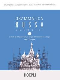 Grammatica russa. Volume 2