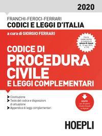 Codice di procedura civile [e leggi complementari]