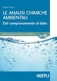 Le analisi chimiche ambientali