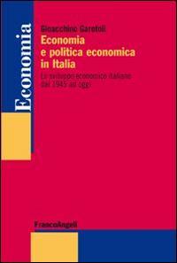 Economia e politica economica in Italia