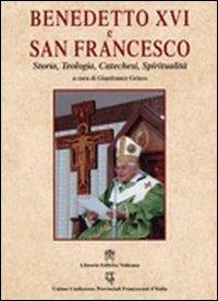 Benedetto 16. e san Francesco