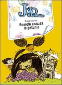 Romolo annusa le petunie