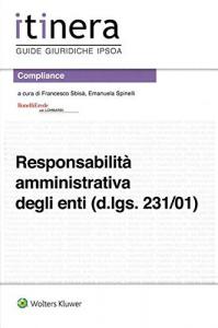 Responsabilità amministrativa degli enti (d.lgs. 231/01)