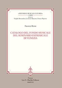 Catalogo del fondo musicale del Seminario patriarcale di Venezia