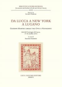 Da Lucca a New York a Lugano