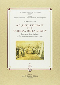 A. F. Justus Thibaut e la purezza della musica