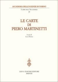 15: Le carte di Piero Martinetti