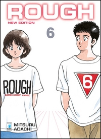 Rough / Mitsuru Adachi. 6