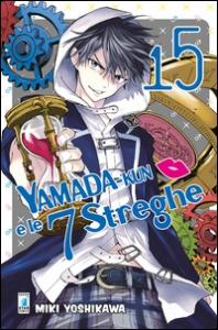 Yamada-kun e le 7 streghe / Miki Yoshikawa. 15