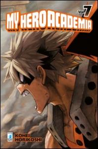 Vol. 7. Katsuki Bakugo