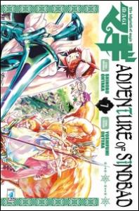 Adventure of Sindbad : Magi, the labyrinth of magic / storia originale Shinobu Ohtaka ; storia e disegni Yoshifumi Ohtera. 2