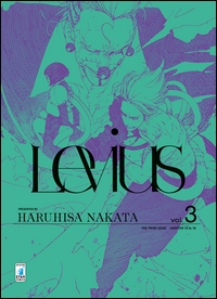 Levius / presented by Haruhisa Nakata. 3. The third issue, chapter 13 to 18