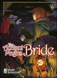 The ancient magus Bride. 6.