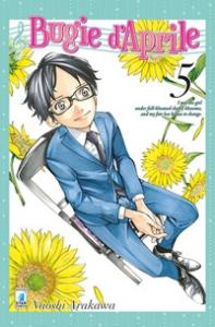 Bugie d'aprile / Naoshi Arakawa. 5