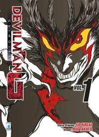 Devilman G : grimoire / storia originale Go Nagai ; disegni Rui Takato. 1
