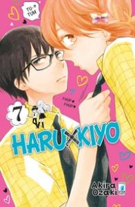 Haru x Kiyo / Akira Ozaki. 7