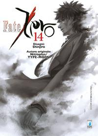 Fate/zero / disegni Shinjiro ; autore originale Nitroplus, Type-Moon. 14