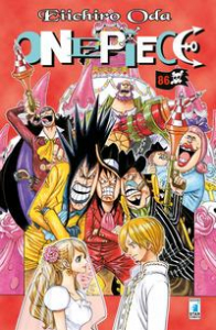 One piece / Eiichiro Oda. 86