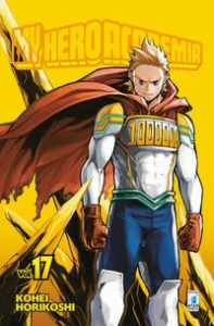 My hero academia / Kohei Horikoshi. 17