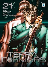 Terra Formars / storia Yu Sasuga ; disegni Ken-Ichi Tachibana. 21