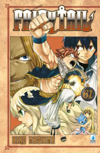 Fairy tail / Hiro Mashima. 61