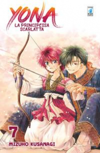 Yona : la principessa scarlatta / Mizuho Kusanagi. 7