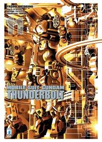 Mobile Suit Gundam Thunderbolt / Yasuo Ohtagaki ; storia originale Hajime Yatate, Yoshiyuki Tomino. 11
