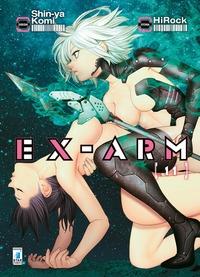 Ex-Arm / disegni Shin-ya Komi ; storia HiRock. 11