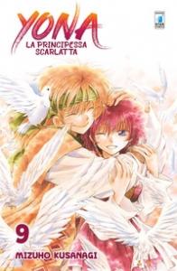 Yona : la principessa scarlatta / Mizuho Kusanagi. 9