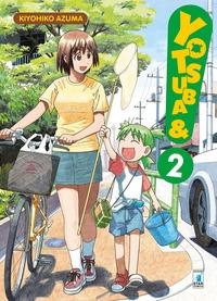 Yotsuba & / Kiyohiko Azuma. 2