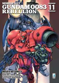 Mobile suit Gundam 0083. Rebellion / Masato Natsumoto ; storia originale Hajime Yatate, Yoshiyuki Tomino in collaborazione con Sunrise ; concept advisor Takashi Imanishi. 11