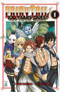 Fairy tail. 100 years quest / story Hiro Mashima ; art Atsuo Ueda. 1