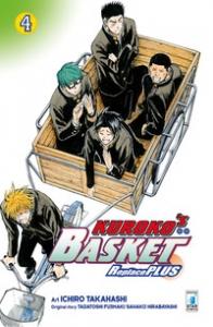 Kuroko's basket. Replace plus / art Ichiro Takahashi ; original story Tadatoshi Fujimaki, Sawako Hirabayashi. 4