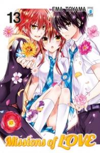 Missions of love / Ema Toyama. 13